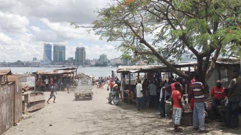 Kigamboni, Dar es Salaam